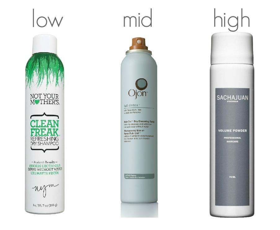 lmh - dry shampoo